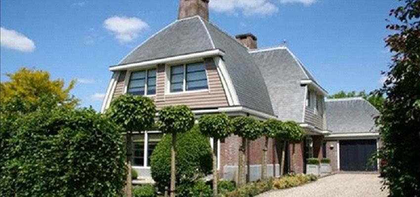 Villa Van Lieroppark te Bennebroek